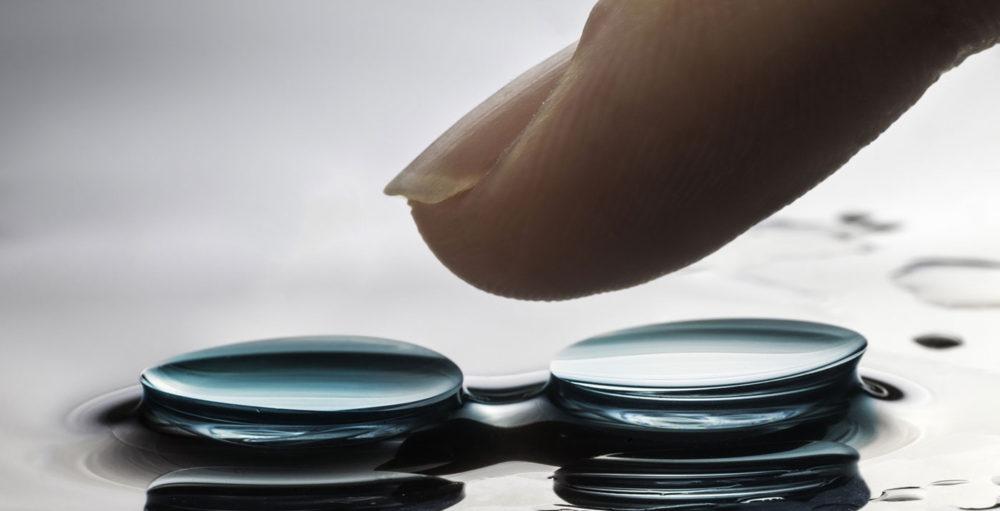 Custom Contact Lenses