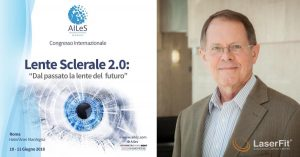 Dr. G invited to present at Italian Academy of Scleral Lenses in Rome