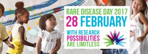 Today marks the tenth international Rare Disease Day